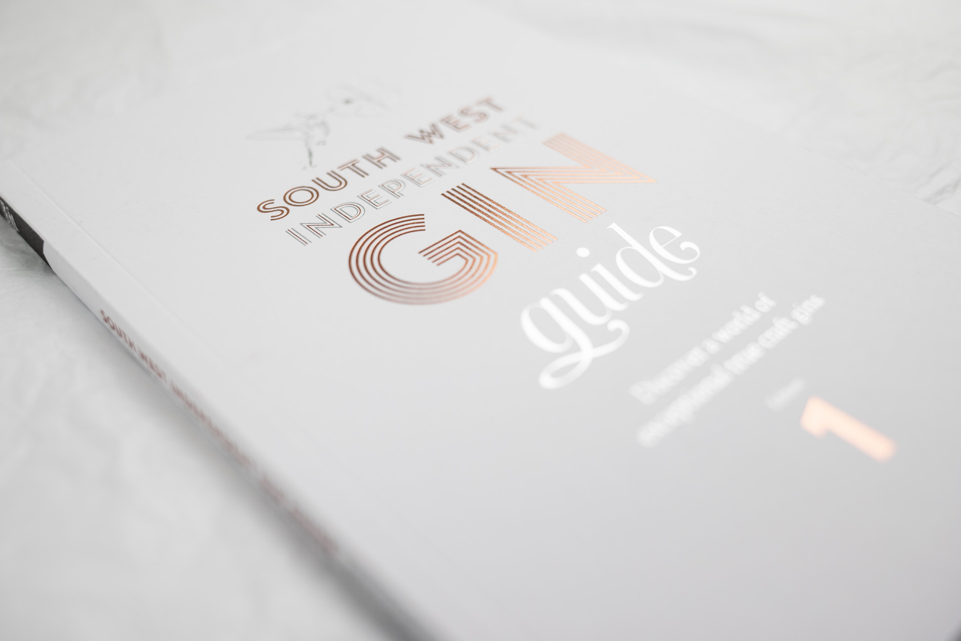 South West Gin Guide Edition 1 Cover